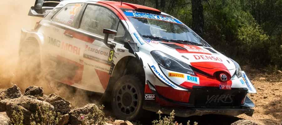 WRC - Rally de Guanajuato