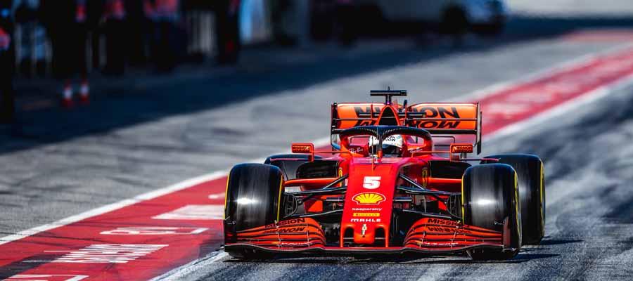 Apuestas Fórmula 1 – Gran Premio de Hungría 19 Julio de 2020