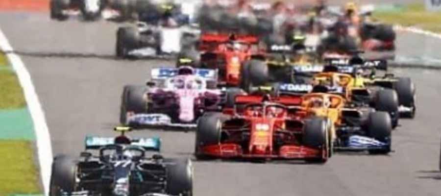 Apuestas Fórmula 1 – GP 70 Aniversario