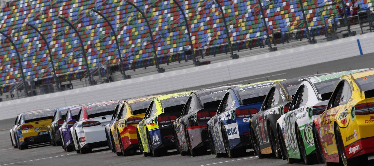 NASCAR Cup Series – Geico 500