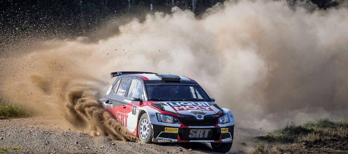 WRC Rally de Estonia