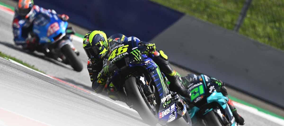 MotoGP Von Osterreich