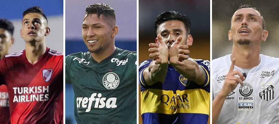Semifinales de Copa Libertadores