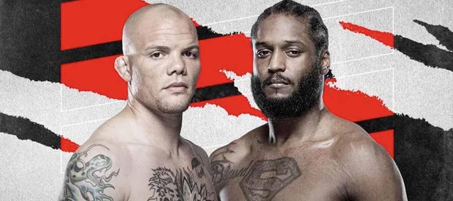 UFC Fight Night – Anthony Smith vs Ryan Spann