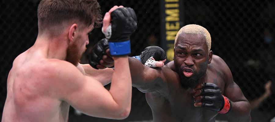 UFC Fight Night – Derek Brunson vs Darren Till