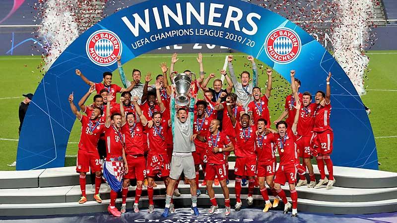 Champions League Apuestas