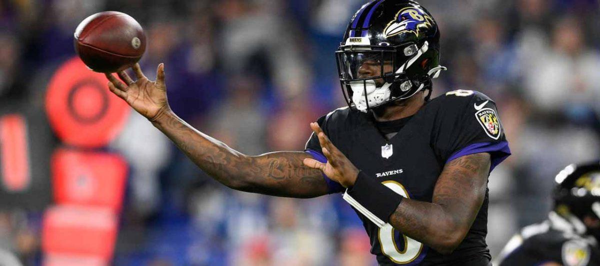 Baltimore Ravens vs Los Angeles Chargers Semana 6