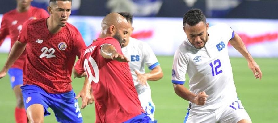 Apuestas Costa Rica vs El Salvador