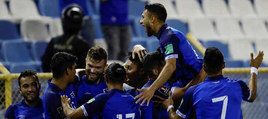 Eliminatorias CONCACAF El Salvador vs Panamá