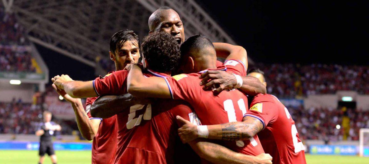 Eliminatorias CONCACAF Honduras vs Costa Rica