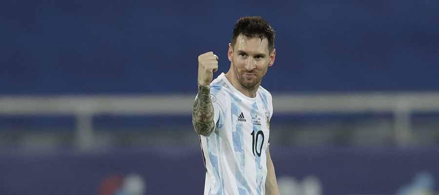 Eliminatorias CONMEBOL- Argentina vs Uruguay