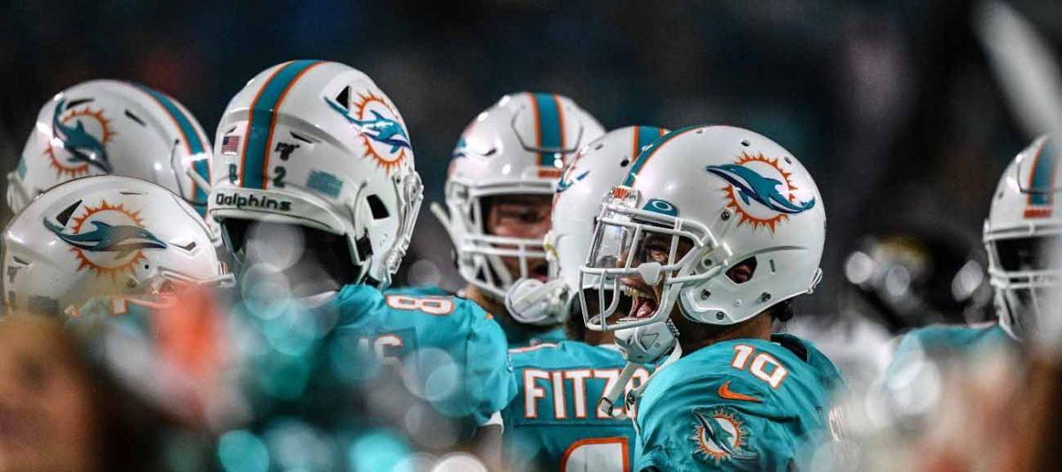 Jacksonville Jaguars vs Miami Dolphins Semana 6