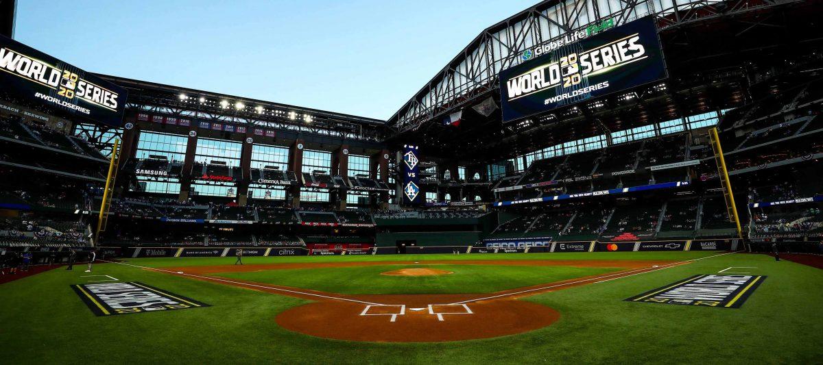 MLB posibilidades Serie Mundial