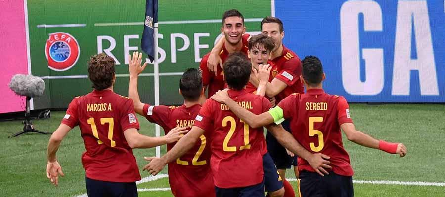 UEFA Nations League España vs Francia Final